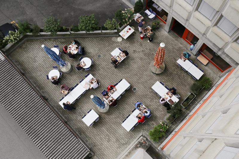Studentenwohnhaus-Restaurant-Chur