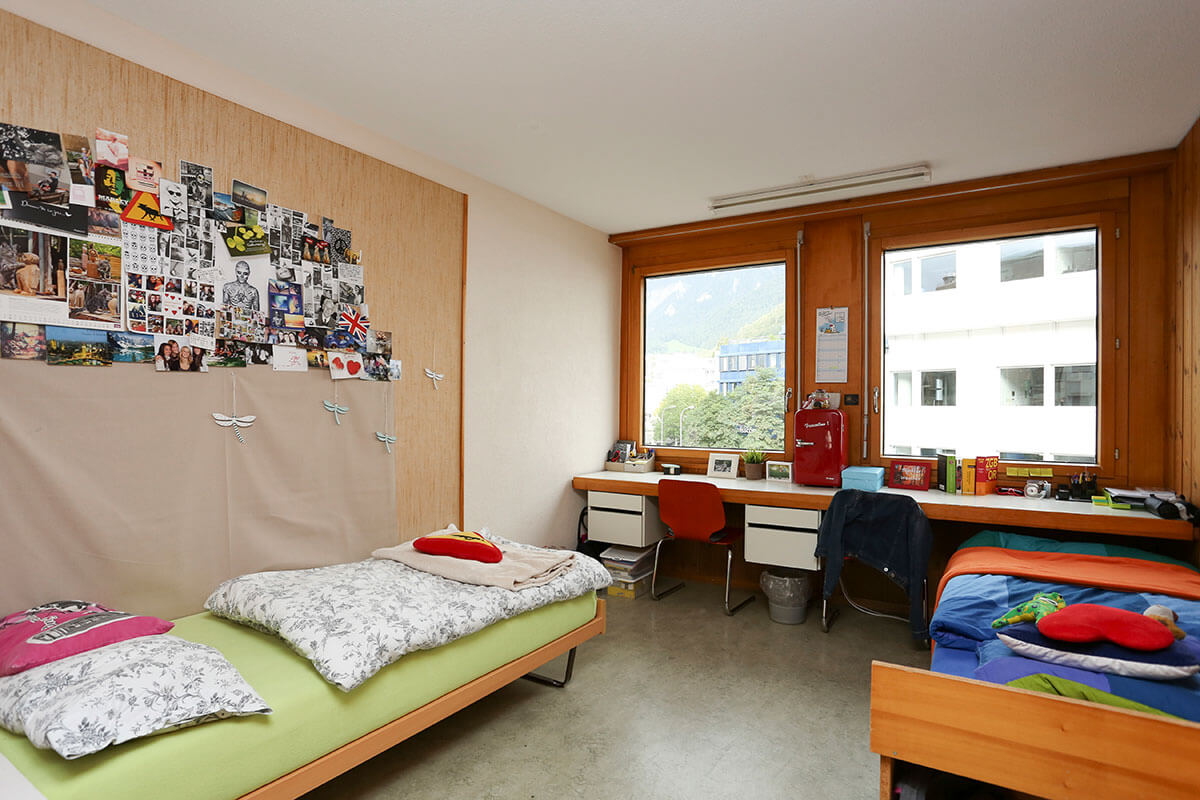 Studentenwohnhaus-Chur